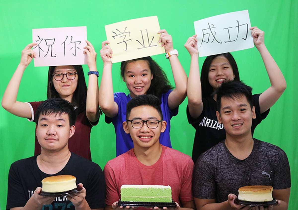 Success SMAK INTAC students